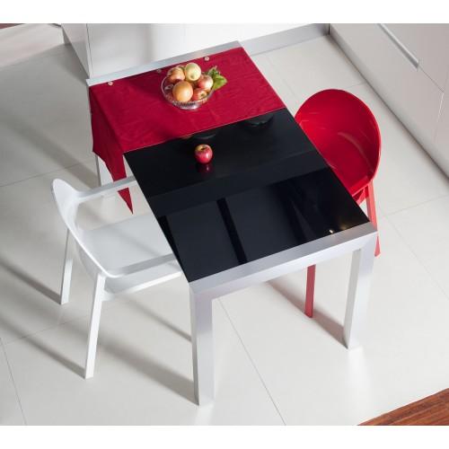 Moderní jídelní stoly na míru deska z tvrzeného skla