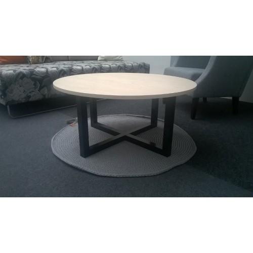 moderní konferenční stolek na míru kulaty