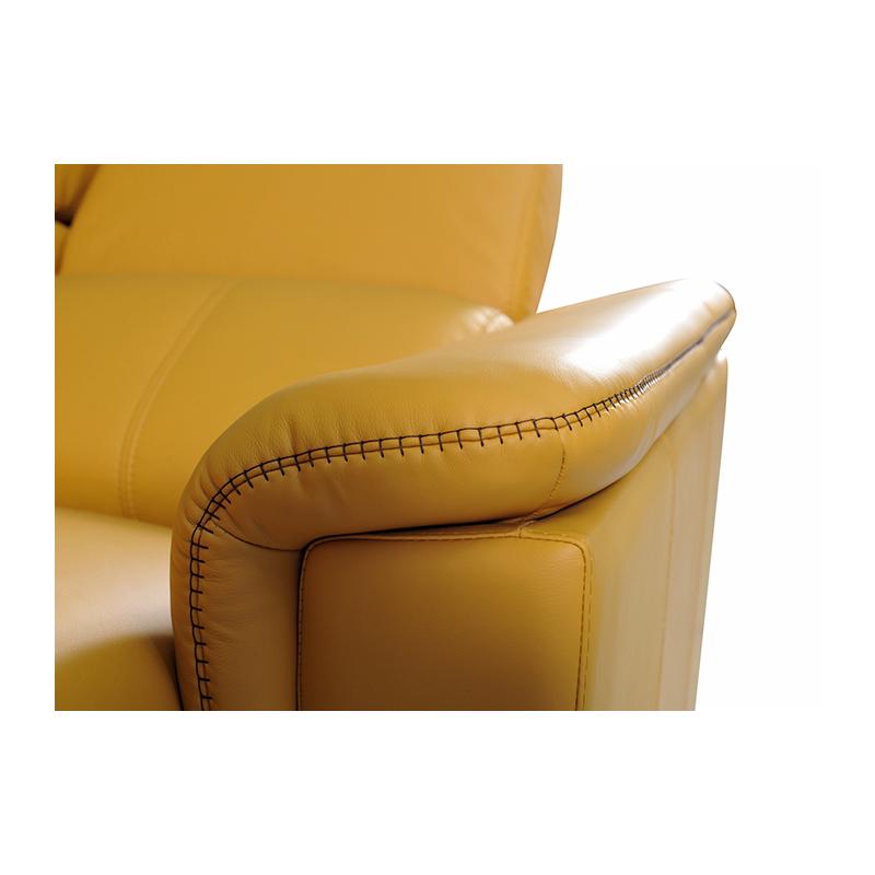 kožená sedací souprava s možností výběru kůže dle vzorníku