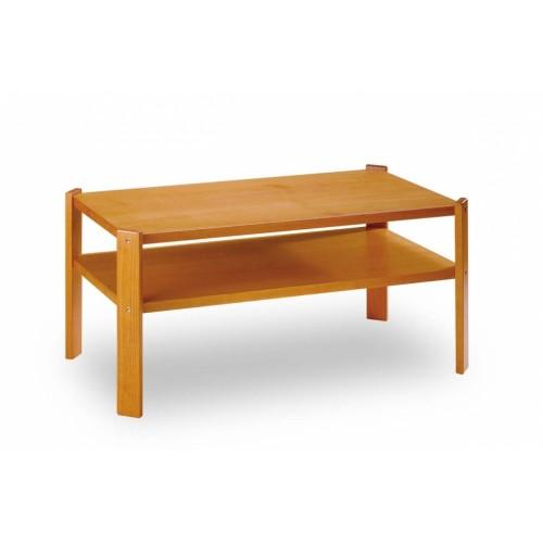 Konferenční stolek LEDA A z masivního bukového dřeva