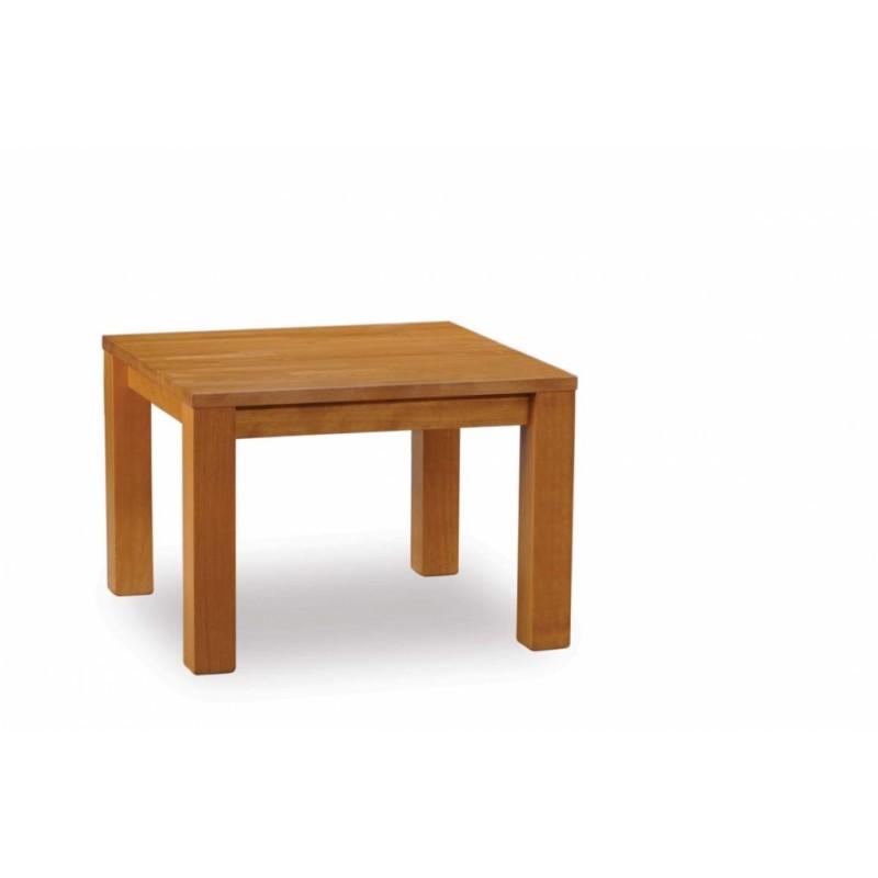 Swing čtverec dřevěný stolek