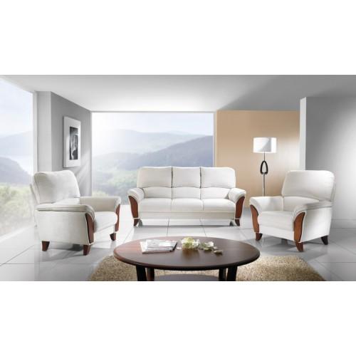 luxusní kožená sedačka na míru BARON