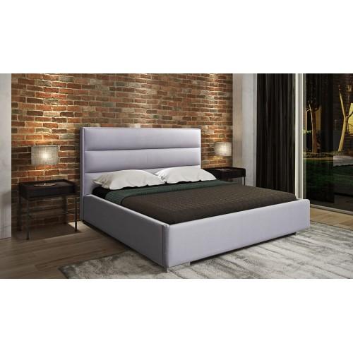 Čalouněná postel Milano na míru
