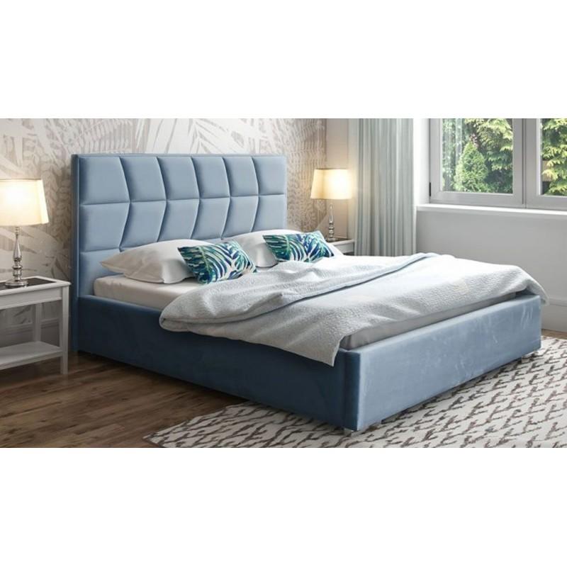 Moderní postel na míru
