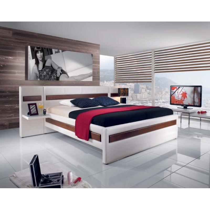 Elegantní postel na míru Reno pro krásné sny
